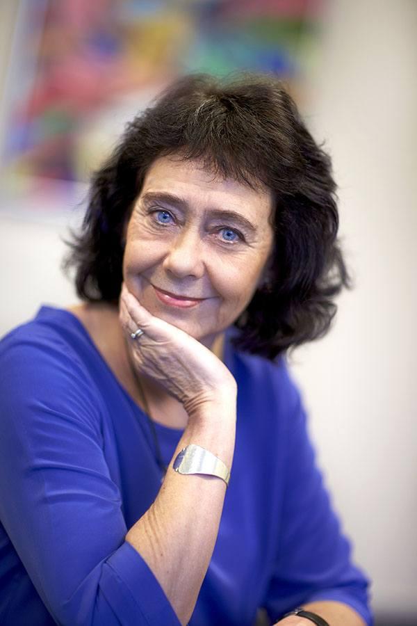 Anne Vandsø Madsen, rektor på Herning HF & VUC