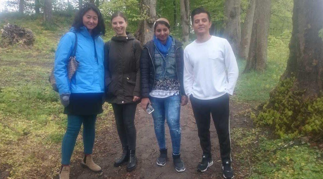 FVU og OBU på udflugt til Viborg