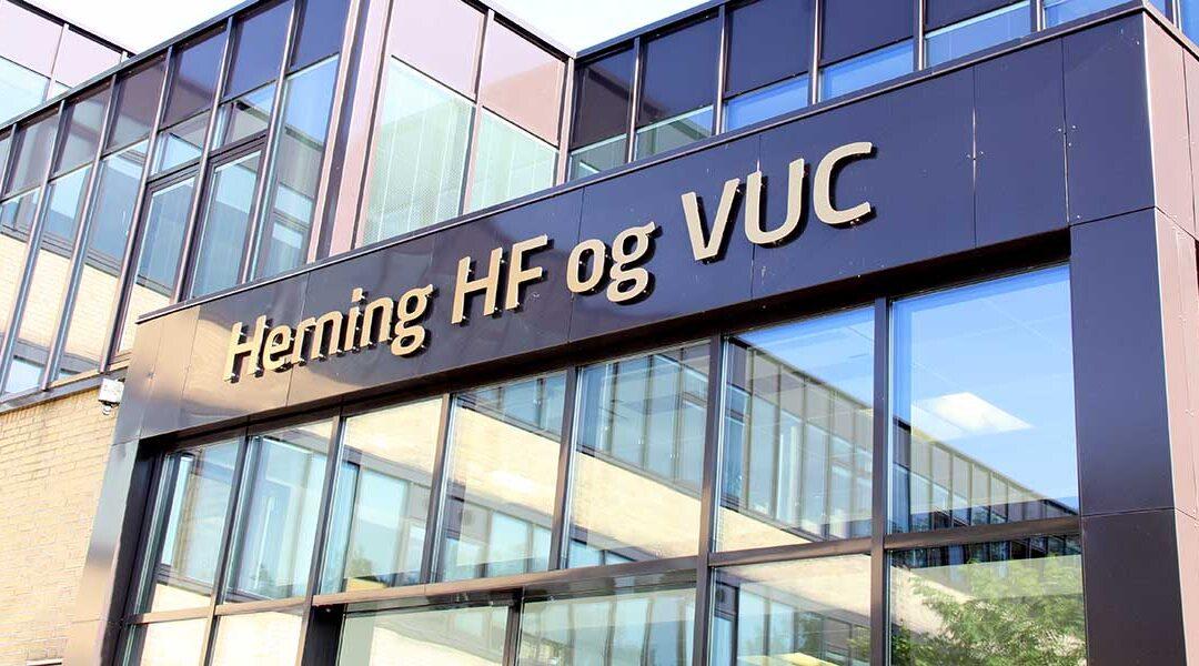 Herning HF & VUC har fået en ny rektor